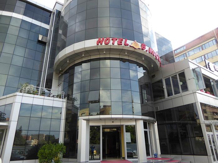 Hotel Gorça Albanie