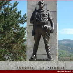 Permet statue