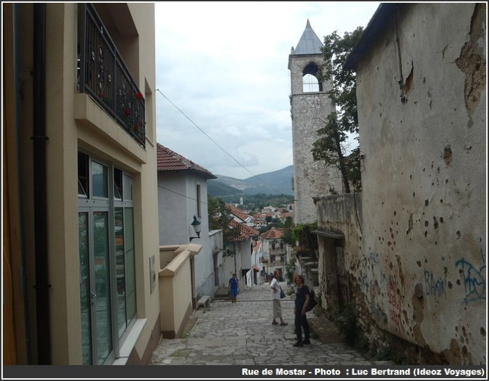Rue de Mostar
