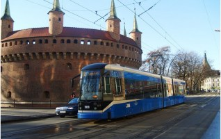 Tramways Cracovie