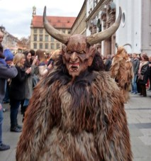 krampus à munich