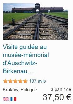 excursion auschwitz