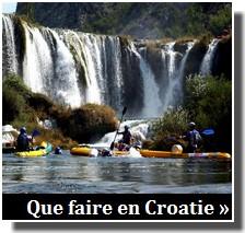 Que faire en Croatie? Activités et Loisirs à ne pas manquer pour découvrir la Croatie autrement