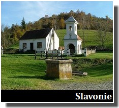 slavonie tourisme en croatie