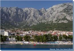 Makarska et le Biokovo