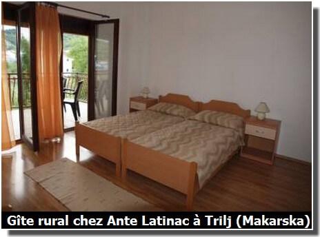 Maison d'hotes Ante Latinac Trilj