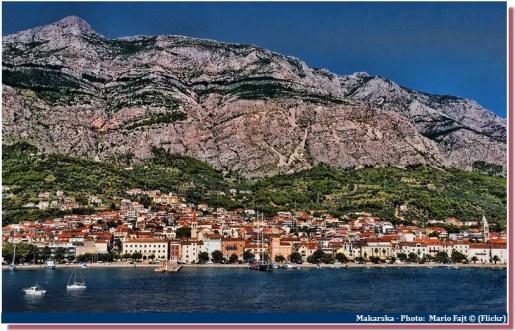 Ville de Makarska