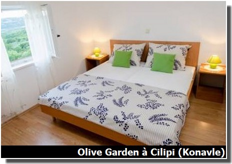 Olive garden apartement Cilipi