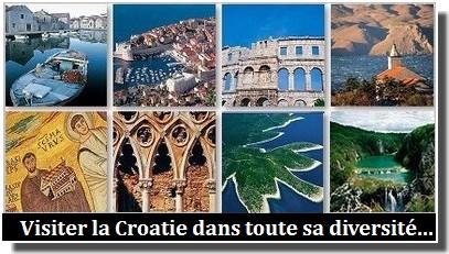 visites croatie