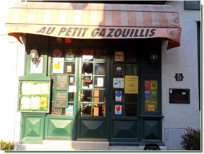 restaurant le petit gazouillis castelnaudary