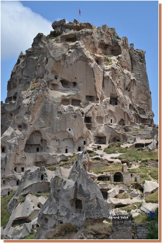 Uchisar en  Cappadoce