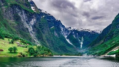 paysage de norvège