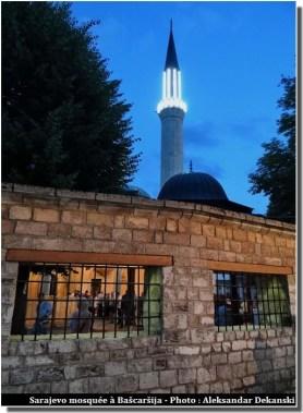 sarajevo Mosquée Gazi Husrev Begova džamija