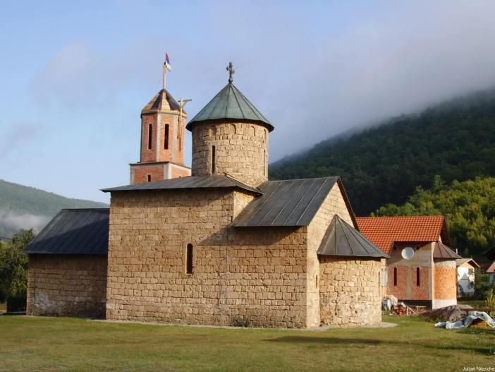 Martin Brod monastère Rmanj