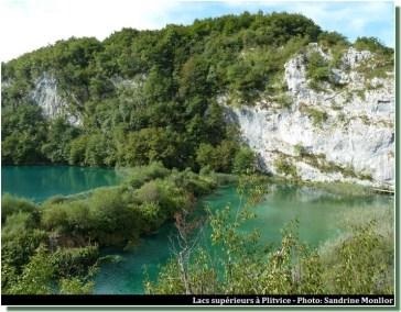 Lacs de Plitvice lacs supérieurs
