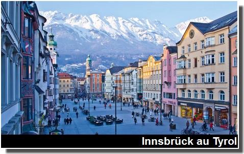 innsbruck au Tyrol