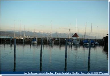 Lindau Lac Bodensee