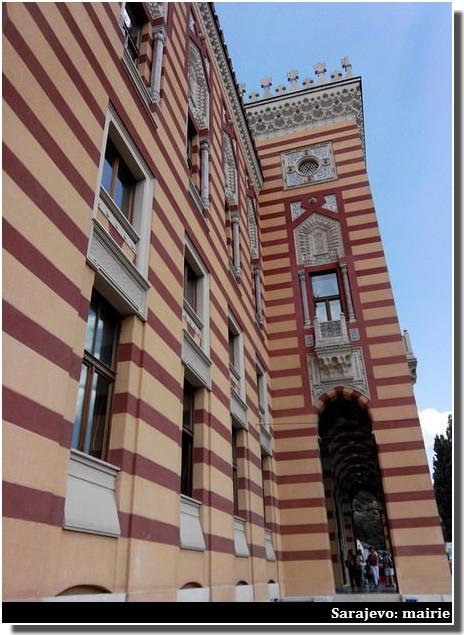 Sarajevo mairie