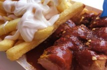 currywurst saucisse berlinoise