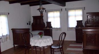 Stara Lonja chambre de Mladen et Igor