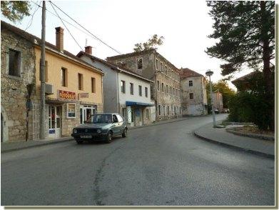 Rue principale de Stolac