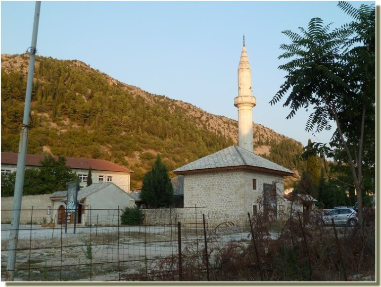 Stolac Mosquée