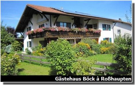 Gasthaus Bock Rosshaupten