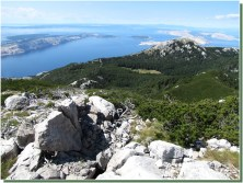 Parc Velebit nord Rozanski vrh