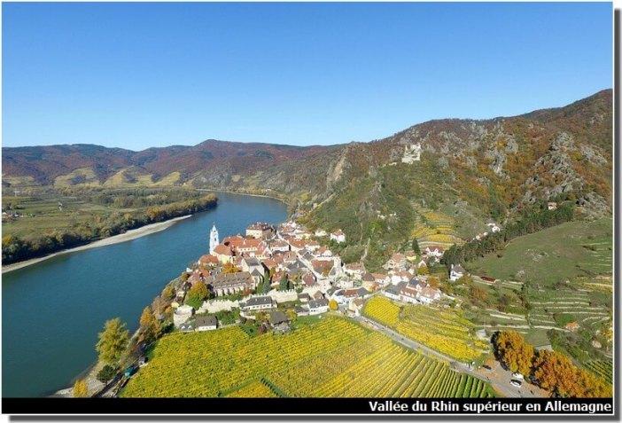 Vallée du Rhin supérieur