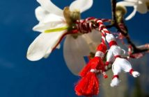 Martisor fête du printemps en Roumanie