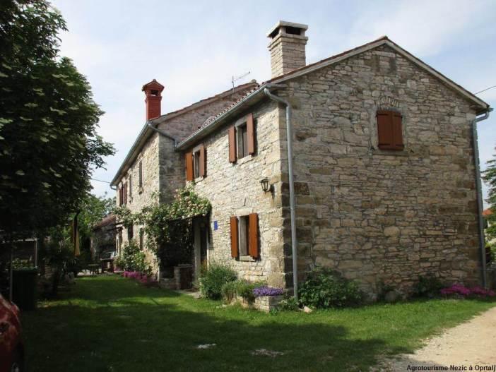 Agrotourisme Nezic en Istrie