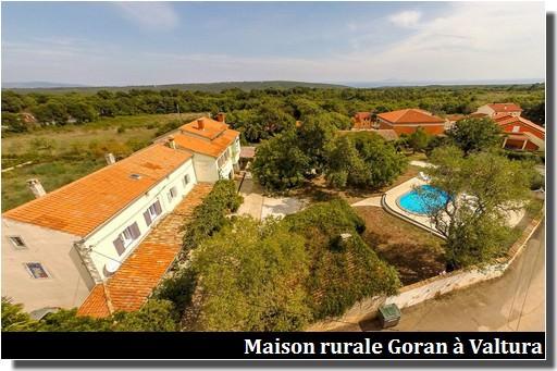 Maison rurale Goran Valtura