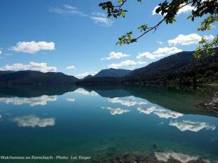 Lac Walchensee Rorschach