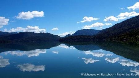 Lac Walch en Rorschach (Haute Bavière)