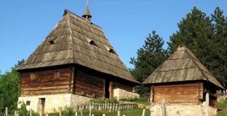 maisons typiques pres de zlatibor