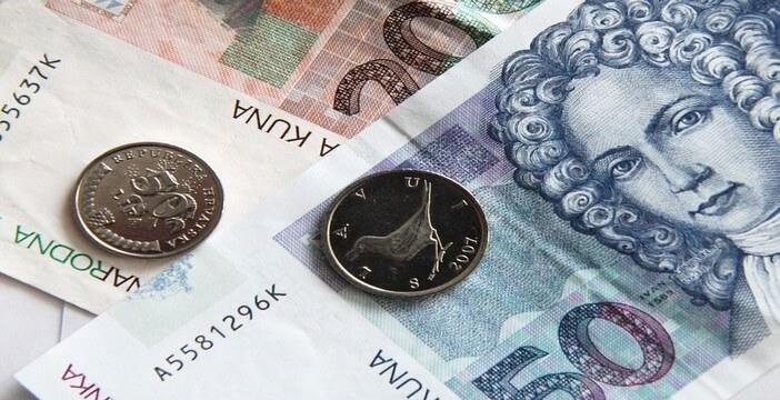 Argent en croatie où effectuer le change et comment payer