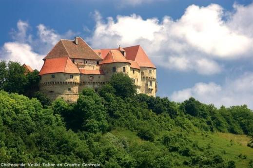 Chateau Veliki tabor en Zagorje