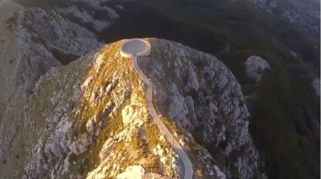 Parc national Mont Lovcen