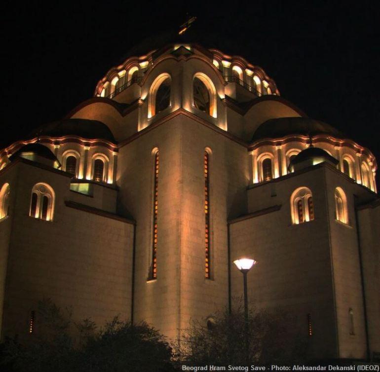 Beograd Hram Svetog Save
