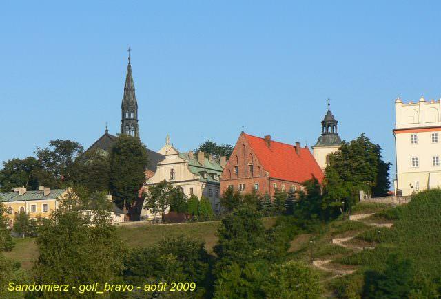 Pologne Sandomierz
