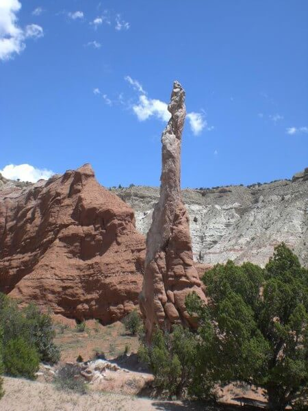 Kodachrome Basin State park formations géologiques