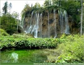 Plitvice chutes lac Gradinsko