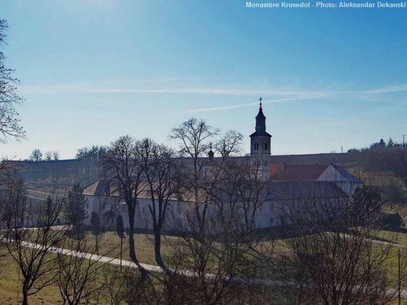 Monastère de Krusedol (Serbie)