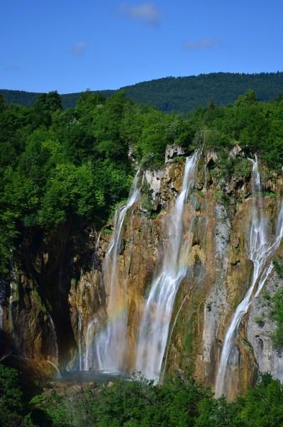Parc de Plitvice en Croatie