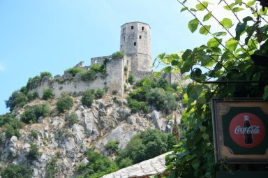 Chateau Fort en Bosnie Herzégovine