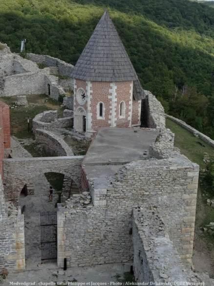 Medvedgrad Kapelica Sv Filipa i Jakova
