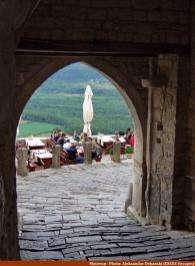 Motovun porte fortifiée