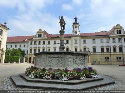 Schloss Sankt Emmeram Regensburg