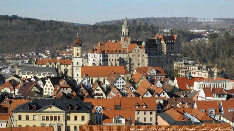 Sigmaringen Chateau et chapelle de Joseph