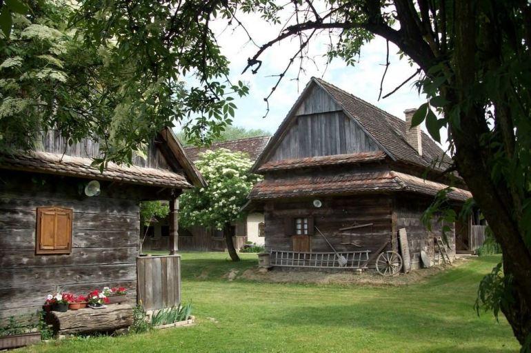Lonjsko Polje Etno Selo Stara Lonja